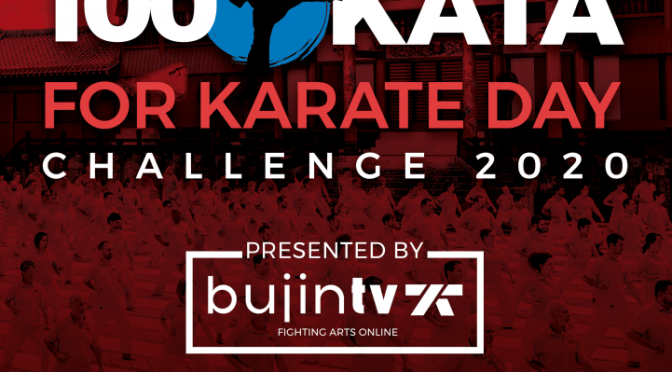 100 Kata for Karate Day Challenge